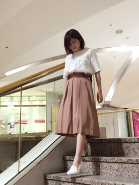 STUDIOUS ルミネ池袋店|ナツミさんの(muller of yoshiokubo|ミュラー オブ ヨシオクボ)を使ったコーディネート