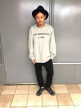 DIESEL ACCESSORIES STORE ピオレ姫路店|imamura koutaさんの(DIESEL|ディーゼル)を使ったコーディネート