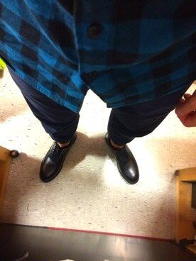 (Red Wing Shoes) using this エンリ looks