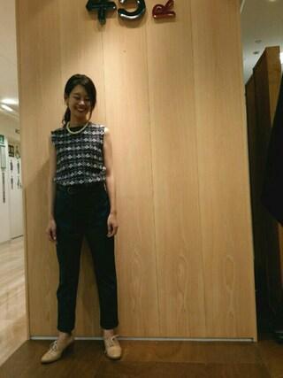 45R 梅田阪神店|HANさんの(45R|フォーティファイブ・アール)を使ったコーディネート