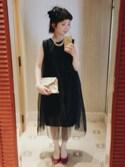 まさみさんの「CRX ヘッドドレス/ CRX Head Dress◆(Another Edition アナザーエディション)」を使ったコーディネート