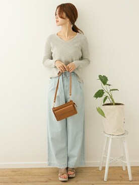 URBAN RESEARCH DOORS|DOORS WOMENSさんのコーディネート