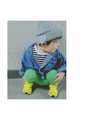 yokoさんの(adidas|アディダス)を使ったコーディネート