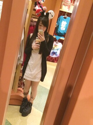(FOREVER 21) using this みさと looks