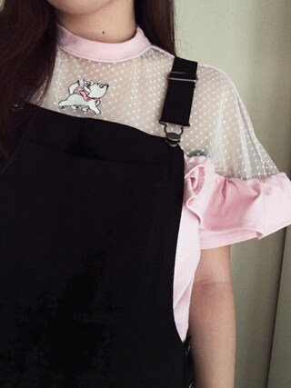 (LAZY OAF) using this みさと looks