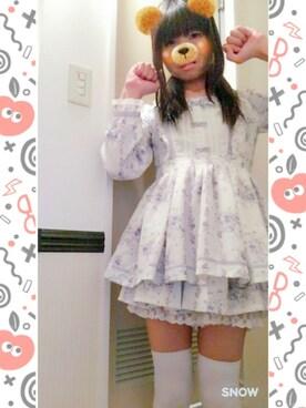 綾瀬むぐさんの(LIZ LISA|リズリサ)を使ったコーディネート