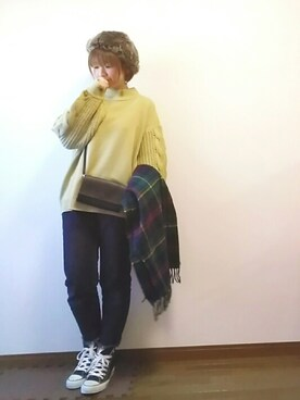 yakkoさんの(haco!|ハコ)を使ったコーディネート
