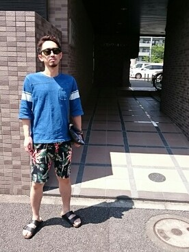 小川 宏人さんの(URBAN RESEARCH ID|アーバンリサーチ アイディー)を使ったコーディネート