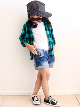 (ZARA KIDS) using this Ches & Elie looks