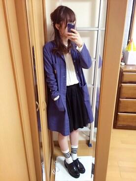 hanaさんの(RETRO GIRL|レトロガール)を使ったコーディネート