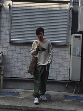 Rikuさんの(PHINGERIN|フィンガリン)を使ったコーディネート