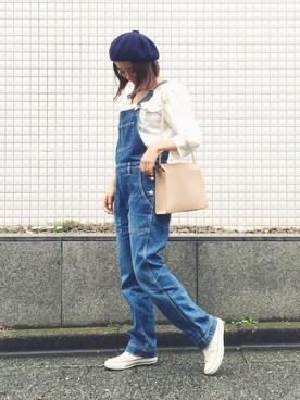 猪鼻ちひろさんの(OSHIMA REI|オオシマ レイ)を使ったコーディネート