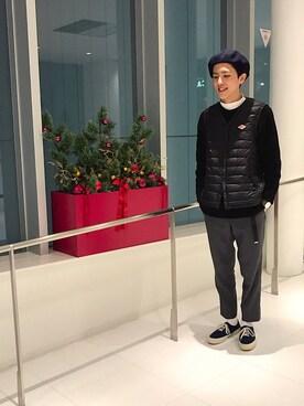 JUNRed福岡パルコ|nakashimaさんの(JUNRed|ジュンレッド)を使ったコーディネート