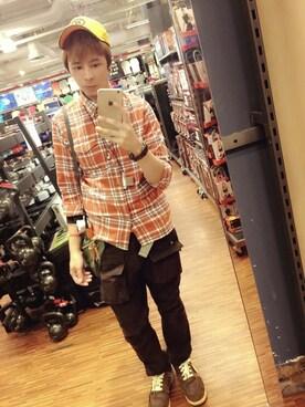 (adidas) using this Jin_YNWA96 looks