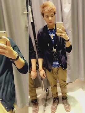 (UNIQLO) using this Jin_YNWA96 looks