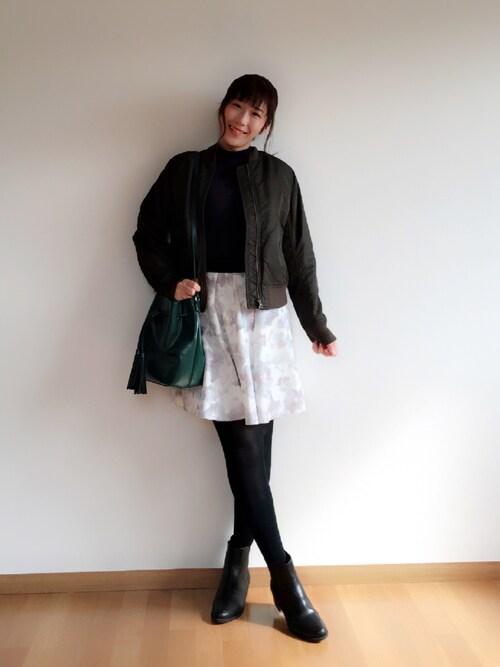 Asunaさんの(UNIQLO)を使ったコーディネート
