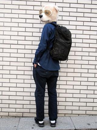 "Revelations/|ザッシュ(仮称)さんの「narifuri Multicam HATENA backpack ""MIL SPEC Collection""(narifuri|ナリフリ)」を使ったコーディネート"