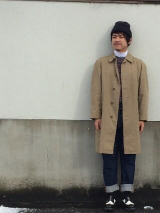 kotaro tsunekawaさんの(UNIQLO|ユニクロ)を使ったコーディネート