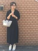 おその(Sonoko)さんの「MURPHY(OLIVER PEOPLES|オリバーピープルズ)」を使ったコーディネート