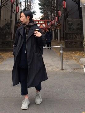 志鎌英明さんのコーディネート