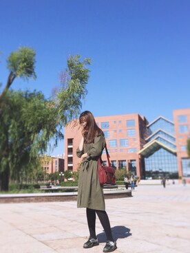 (UNIQLO) using this Belén looks