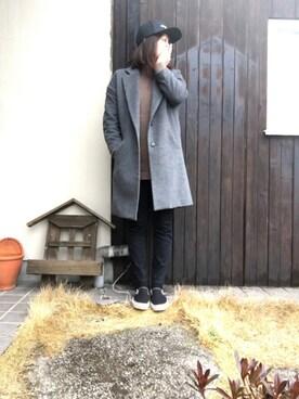 piroyamaさんの「【ユニセックスサイズ】VANS / Classic Slip-On(VANS|バンズ)」を使ったコーディネート