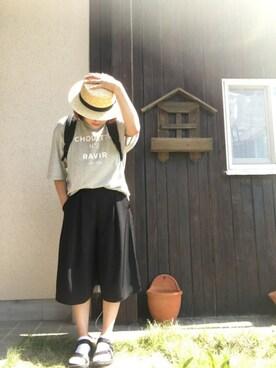 piroyamaさんの(GU|ジーユー)を使ったコーディネート
