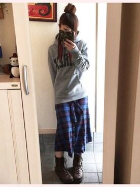 kaori【NOIR】さんの(Back Style Fès☺︎)を使ったコーディネート