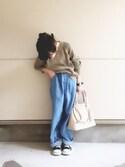 i_Kaさんの「【PLAIN CLOTHING】ローンバスヘアピン3本セット(PLAIN CLOTHING|プレーンクロージング)」を使ったコーディネート