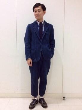 福田  慎吾さんの(Porter Classic)を使ったコーディネート