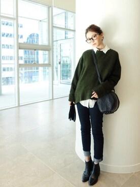 仲村美香さんのコーディネート