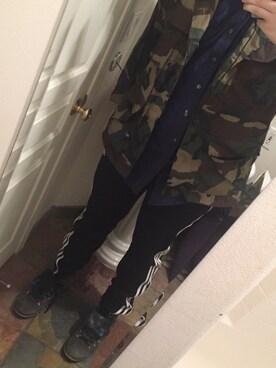 (adidas) using this Bobbi Sando looks