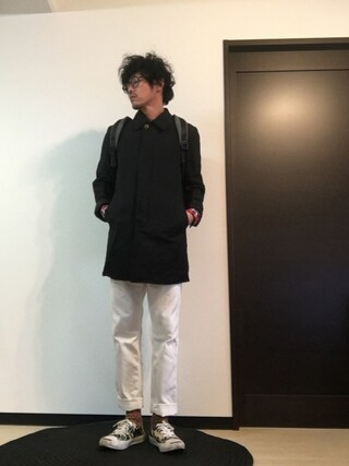 (COMME des GARCONS HOMME PLUS) using this てつ😎 looks
