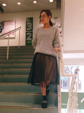FRAY I.D|fumina kawaiさんのコーディネート