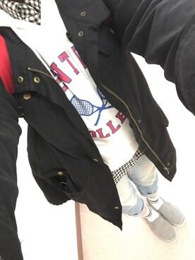 (UNIQLO) using this ちひろ looks