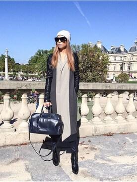 (SAINT LAURENT PARIS) using this danielle looks
