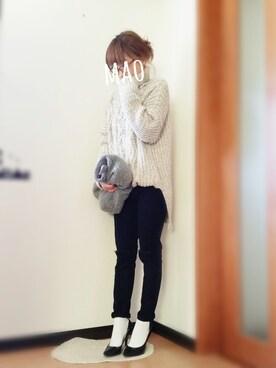 ☻ m♡ao*さんの(WEGO|ウィゴー)を使ったコーディネート