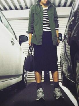 ぱこさんの(TAMPICO タンピコ)を使ったコーディネート