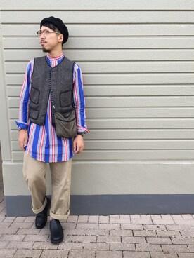 (VINTAGE) using this Mitsuhiro Tamura looks