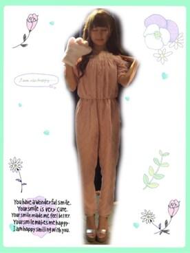 木月沙織(放課後プリンセス)さんの(Lucca llena|ルカ リエナ)を使ったコーディネート