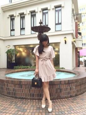 ハニーサロンラフォーレ原宿店|鈴木まどかさんの(Honey Salon by foppish|ハニーサロンバイフォピッシュ)を使ったコーディネート