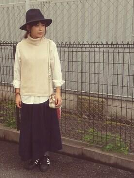 カインドオルフレスポ東大阪店さんの(GYDA|ジェイダ)を使ったコーディネート