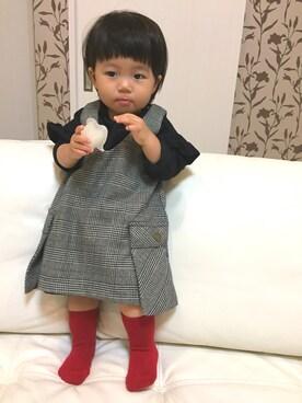 yusanさんの(tutuanna チュチュアンナ)を使ったコーディネート