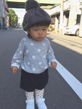 yusanさんの(SWAP MEET MARKET|スワップミートマーケット)を使ったコーディネート
