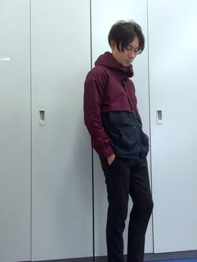 tuntun│RAGEBLUEのジャケット/アウターコーディネート