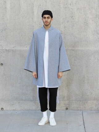 「SUBHITAHA collection coat(SUBHITAHA Collection)」 using this subhi taha looks