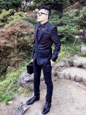 (BALMAIN) using this Hung Nguyen looks