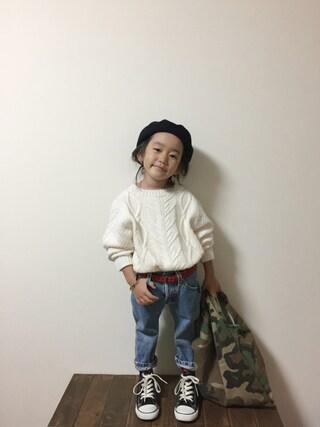 tsugumonさんの(GU|ジーユー)を使ったコーディネート