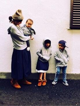 Nozomiさんの(Minnetonka|ミネトンカ)を使ったコーディネート