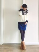 「FOREVER 21 Seam-Stitched Paneled Leggings(Forever 21)」 using this 喵喵小桃 looks